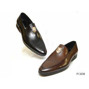 NWB Encore Fiesso Genuine Leather Loafers FI3236